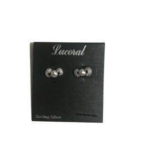 Lucoral Bow Earrings